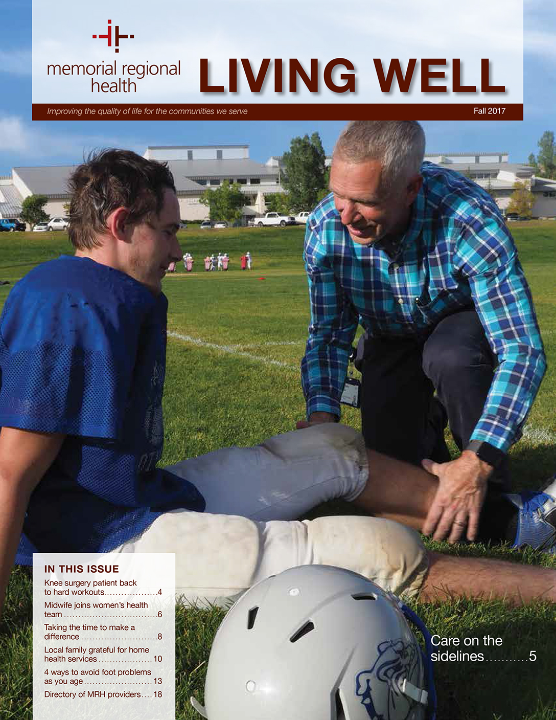 Living Well Magazine Summer 2017 Volume 11
