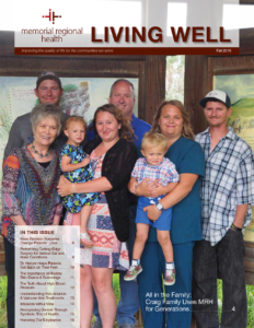 Living Well Magazine Summer 2018