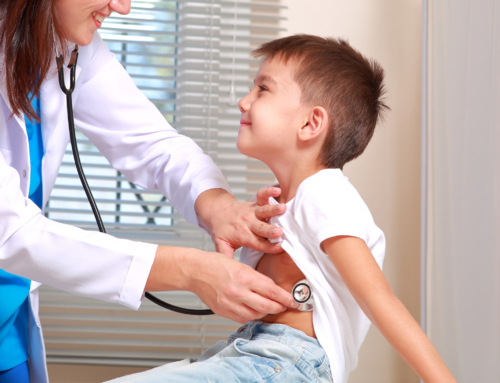 Get care now: Ensuring your child's healthcare is up to date