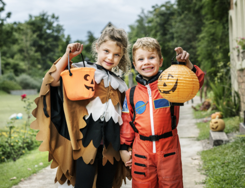 Tips for Ensuring Your Kids Have a Healthy Halloween