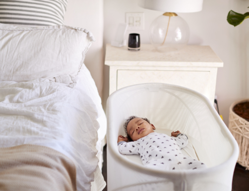 When Babies Sleep on Their Backs, the Risk of SIDS Decreases