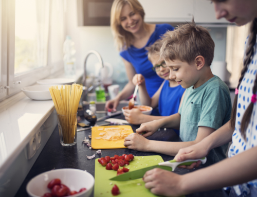 Combating Obesity by Promoting Healthy Growth in Your Children