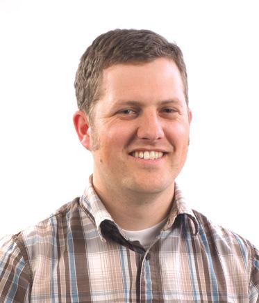 Derek Harper, DPM Headshot